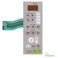 Membrana Teclado Microondas Consul Cmd20ab